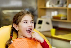Child dental care at Fort Oglethorpe Dental